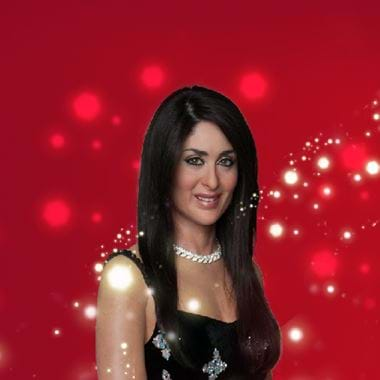 Waxwork of Kareena Kapoor
