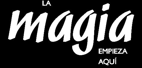 LA Magia EMPIEZA AQUÍ