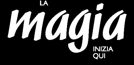 LA magia INIZIA QUI