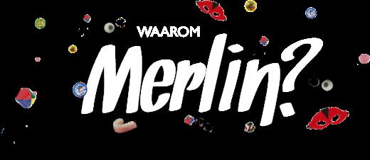 WAAROM Merlin?