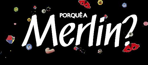 PORQUÊ A Merlin?