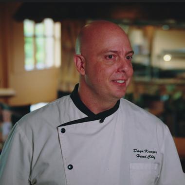 Head Chef at Chessington