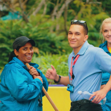Ride Assistants at Thorpe Park Resort